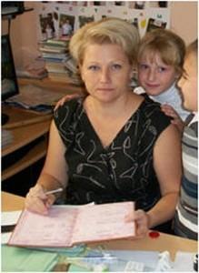 Щава Марина Львовна, стаж работы 18 лет,образование высшее, соответствие занимаемой должности